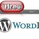 Как создать меню WordPress, простое и выпадающее меню WP
