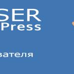 Смена имени пользователя WordPress