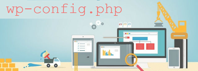Файл wp-config.php WordPress