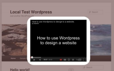 эффекта Lightbox на сайте WordPress