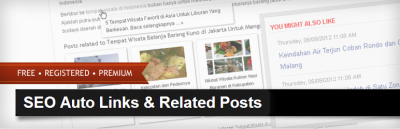 SEO Auto Links Related Posts