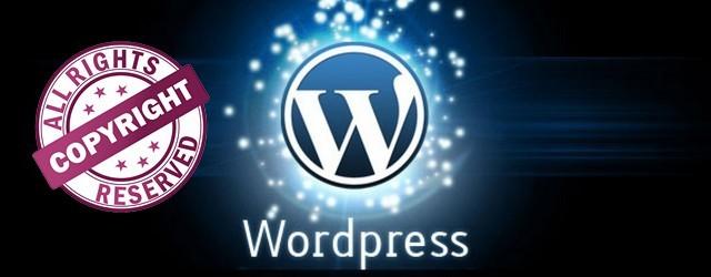 защитить сайт WordPress от копирования