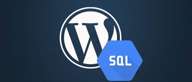 wordpress-SQL