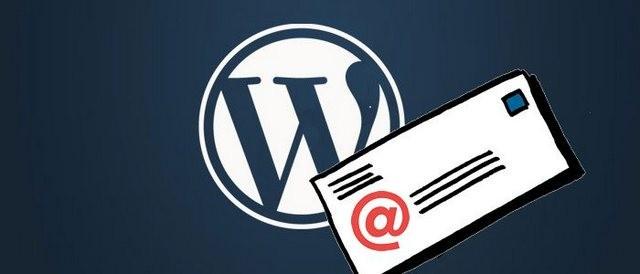 Рассылка новостей и писем на WordPress