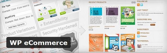 Интернет магазин WP eCommerce