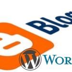 Переадресация статей Blogger на WordPress