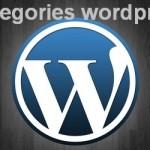 Рубрики WordPress: назначение и управление рубриками WordPress