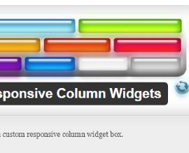 wordpress-responsive-column