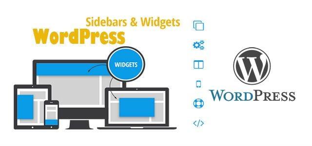 Сайдбар и виджеты Wordpress