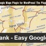 Карта Google maps на WordPress