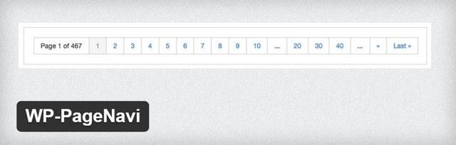 добавить постраничную навигацию на сайт WordPress