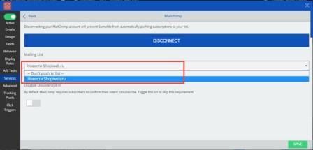 listbuilder-mailchamp-connect
