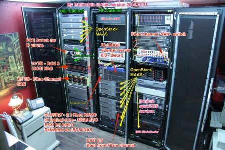 datacenter в подвале
