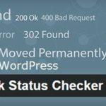 Проверка ссылок WordPress: плагин WP Link Status