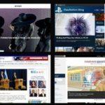 Примеры сайтов на WordPress: мировые сайты на WordPress