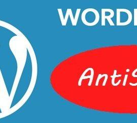 защита WordPress от сплога