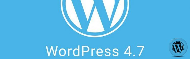 Доступен WordPress 4.7