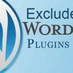 Как убрать посты и категории из определенных частей блога