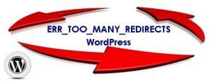циклическая переадресация WordPress
