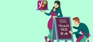 Yoast SEO 8.4