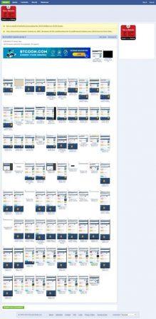 результат проверок Browsershots.org