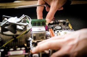 Виды ремонта компьютерной техники