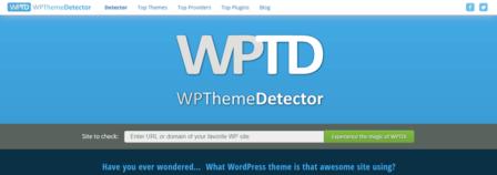 детектор темы wpthemedetector.com