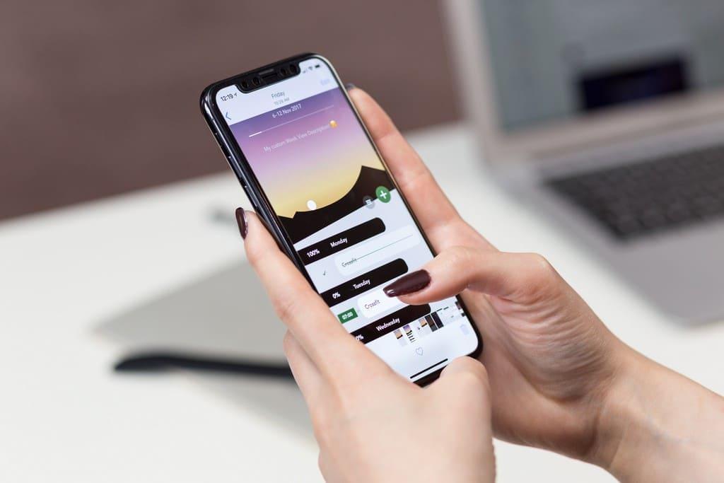 Мобильное приложение – Mobile app