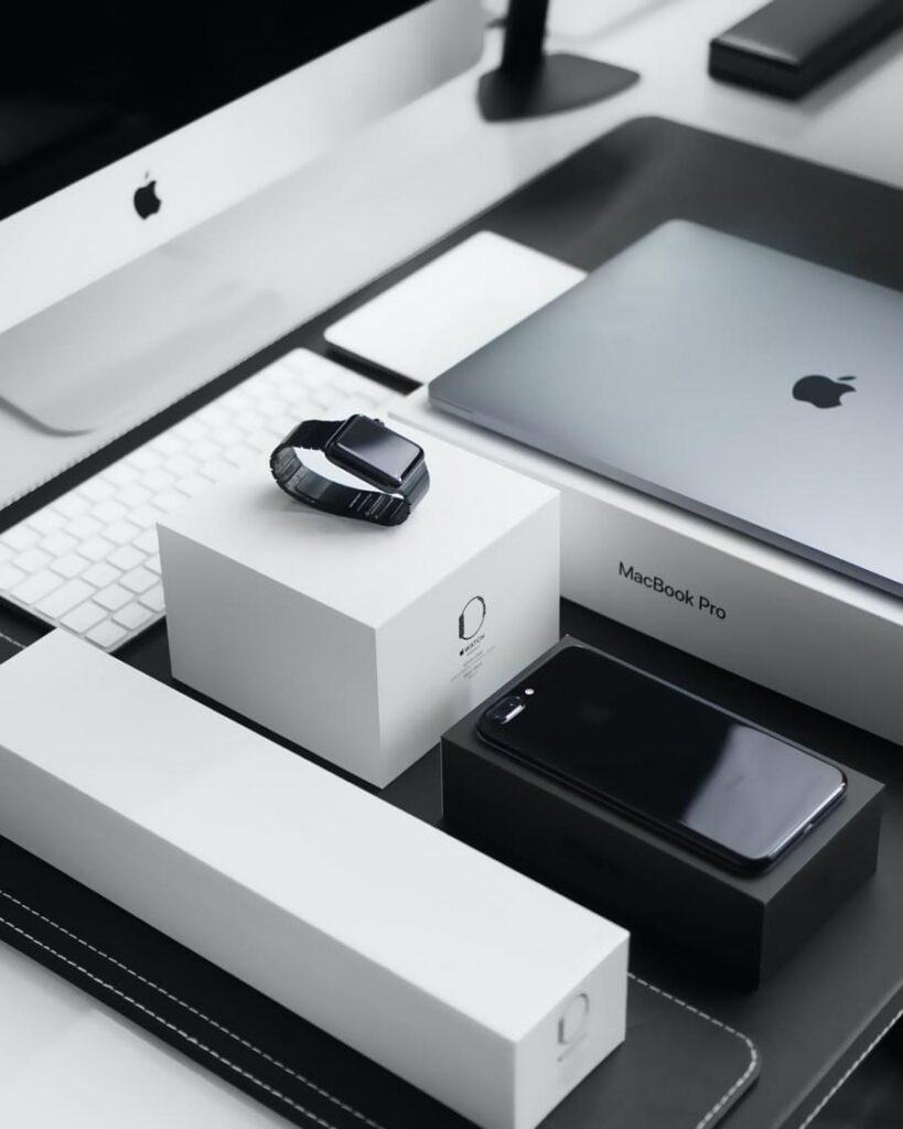 огромный рынок поддержанной техники Apple