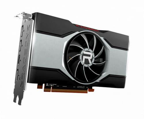 видеокарта Radeon RX 6600 XT