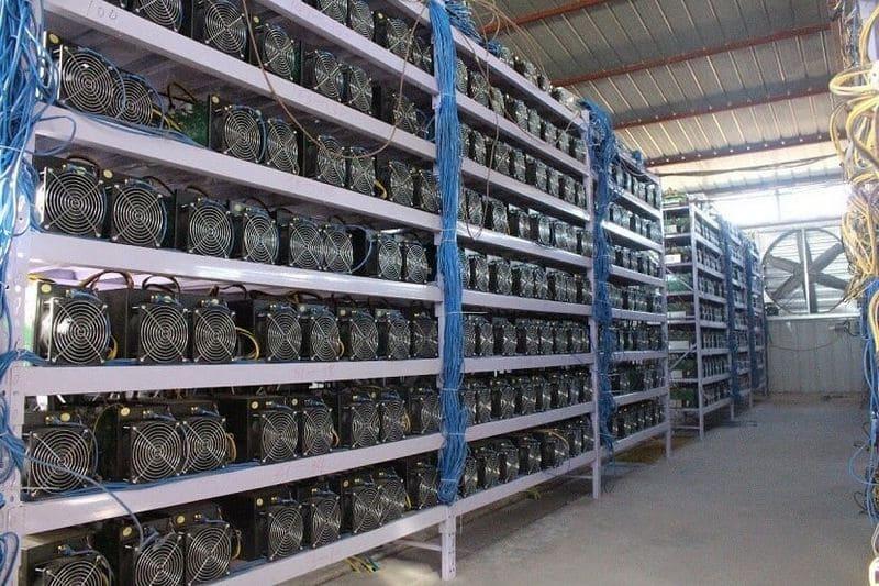 графические процессоры для майнинга на ферме майнинга